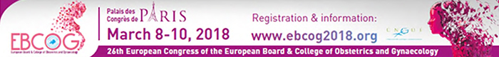 26th European Congress of the European Board & College of Obstetrics and Gynaecology